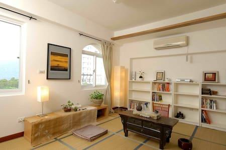 Stories Inn故事民宿~禪房Zen Room - Longtan Township - Sorház