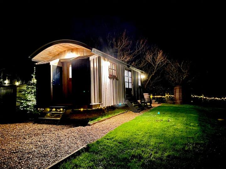 The Warm Anti-Social Cabin!  Rosie's Retreat, Bude