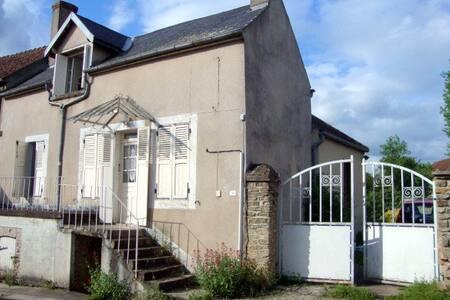la maison de babette - Asquins - Domek gościnny