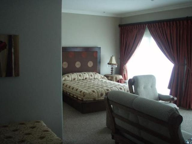 Room 3 - Our Family room can accommodate 5 persons