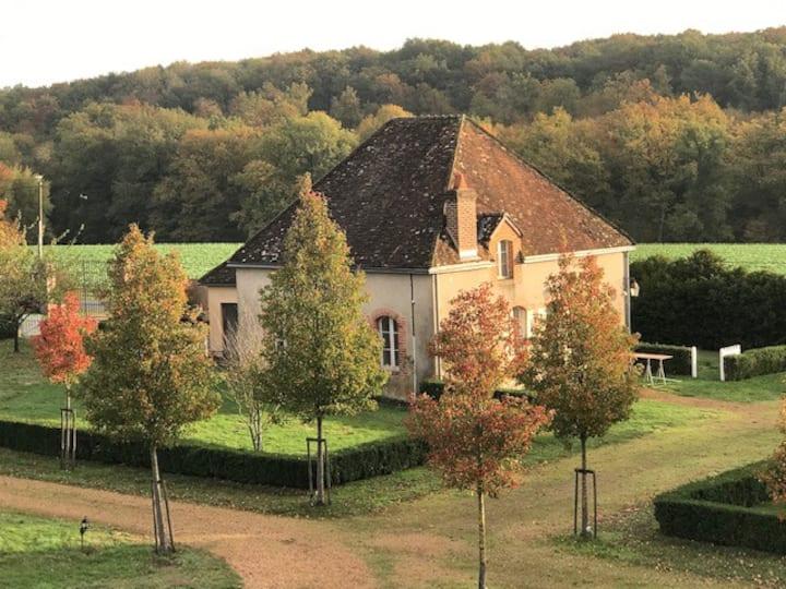 Gite la Malibran from Domaine de la Vaudouriere