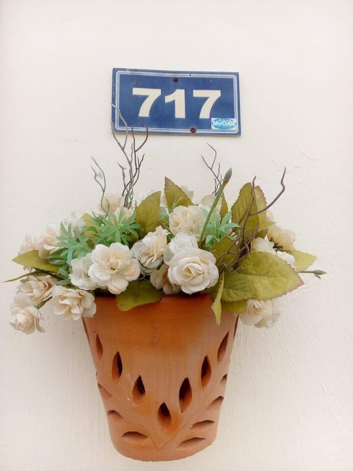Casa 717 - Privacidade e aconchego