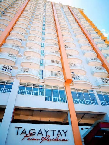 #Dream Getaway @ Tagaytay Prime Residences