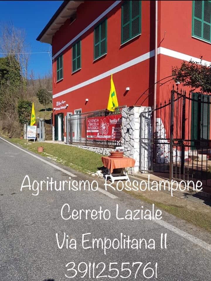 Agriturismo Rossolampone