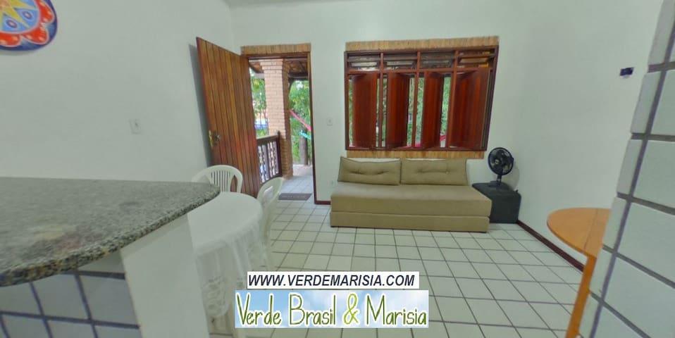 VERDE BRASIL & MARISIA - Apartamento 5