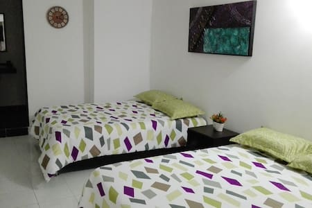 Private Room with Kitchen and Bathroom (207) - Medellín