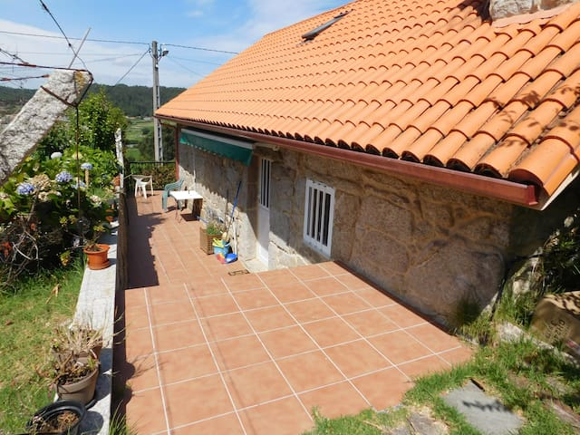 Cozy house family friendly - O Mosteiro - Casa