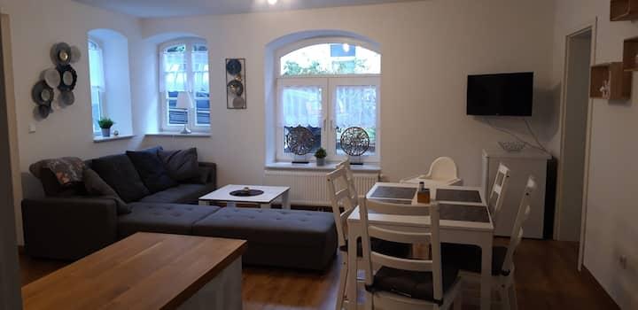 """Ferienwohnung im Haus Wattenmeer Wohnung """"Ebbe"""""""