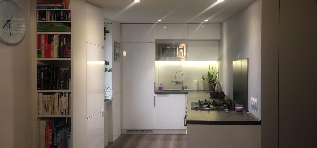 Designový byt poblíž centra s výbornou dostupností - Hradec Králové - Appartement