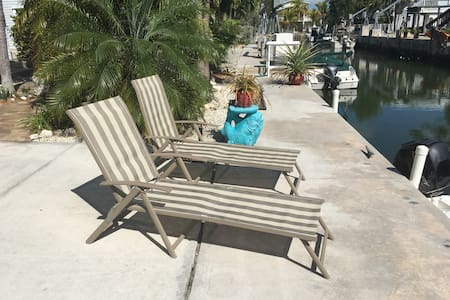 Lower Florida Keys Waterfront Getaway - Summerland Key - Apartment
