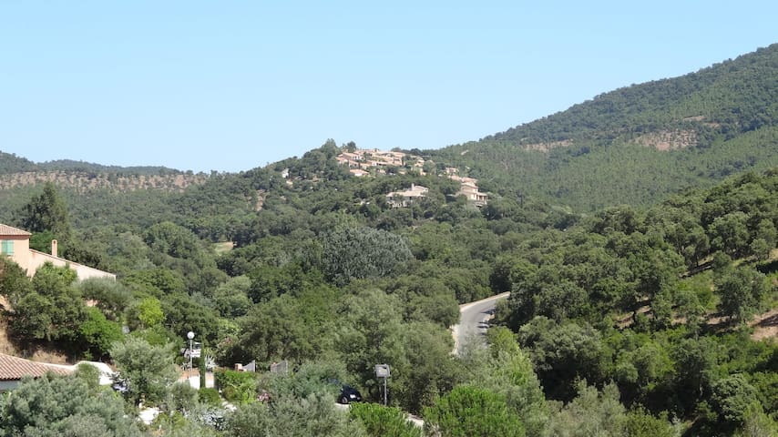 Villa calme golf Valcros - La Londe-les-Maures - Villa