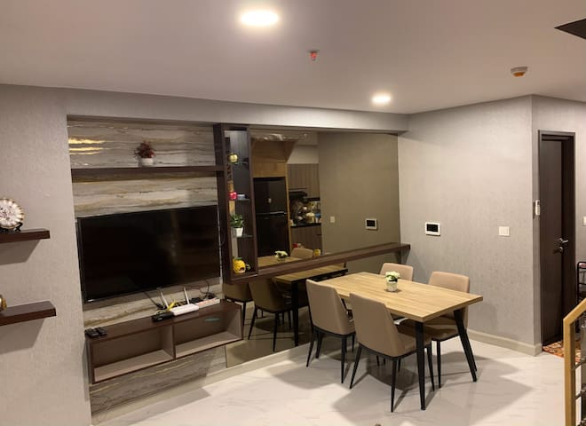 Cozy First Mezzanine Apartment (Centre of Medan)