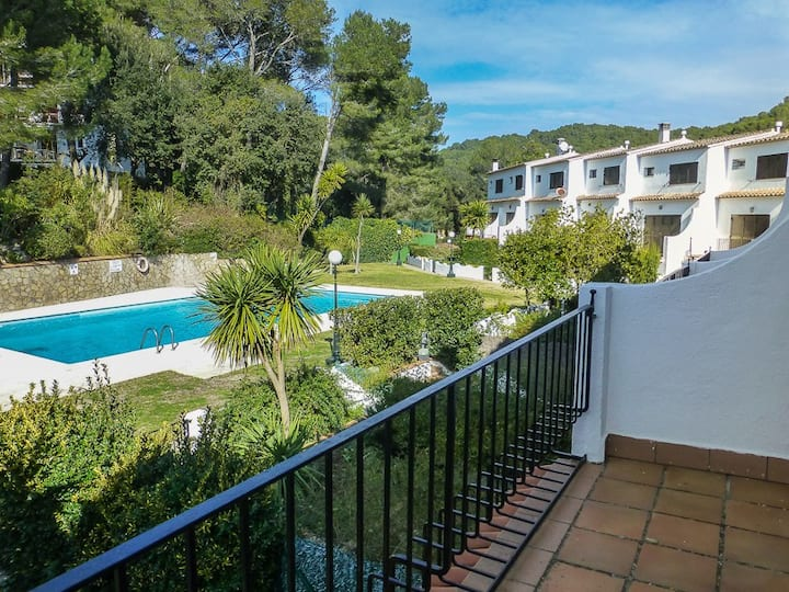 *Peaceful villa in Tamariu centre - Casa Suzanna