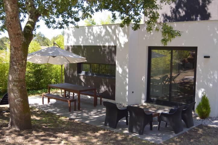Casa moderna en Hío