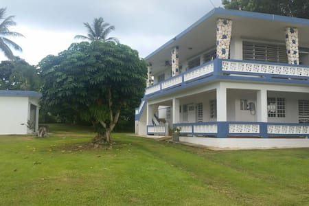 1BR #2 Safe quiet near beach - Isabela