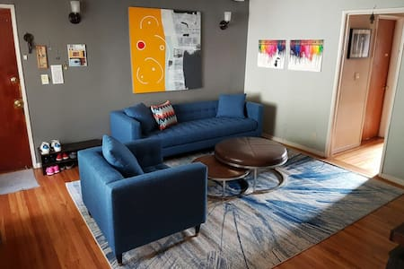 Quiet Private Room Central WeHo - West Hollywood - Apartment