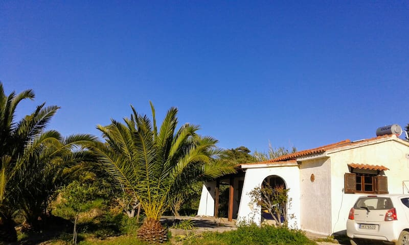 Your Eco cottage with private paradise in Crete