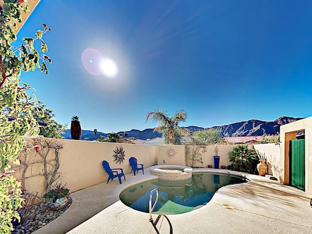 La Quinta Cove Casa Navarro, Oasis w/ Pool & Spa