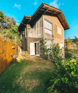 Casa Cinza Conforto