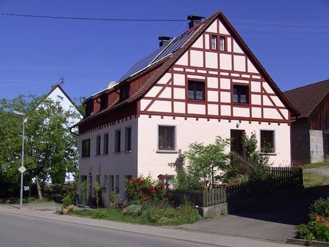 Studiowohnung im Haus 18 - Überlingen - Apartament