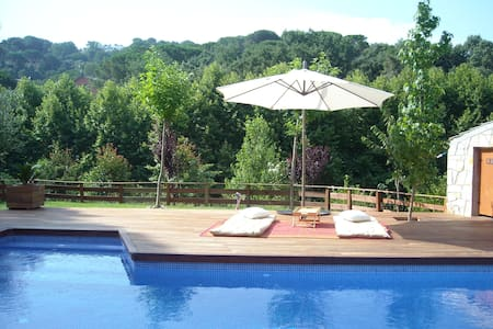 House in mountain with swimmingpool - Sant Celoni