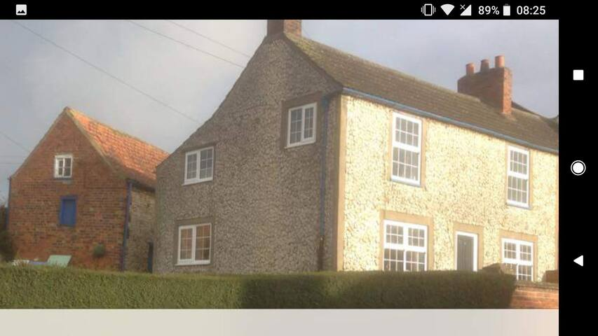 Family cottage north lincs