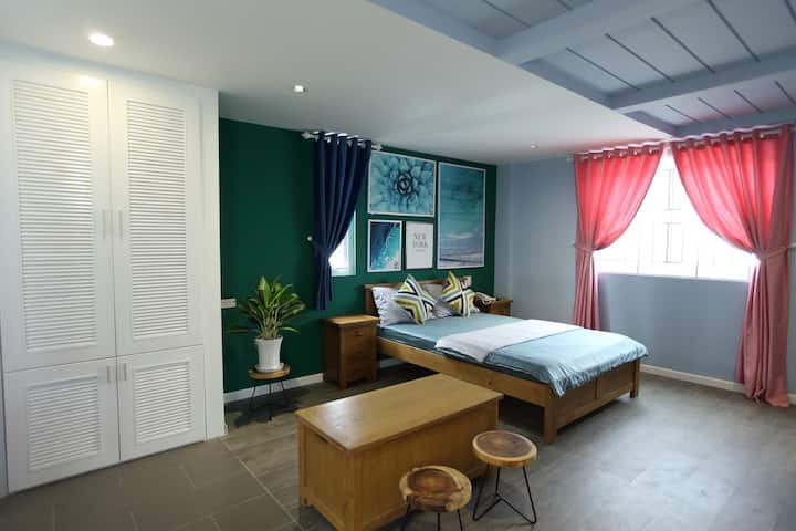 SleepBoxPQ - Studio Room, 1 bed, sea view