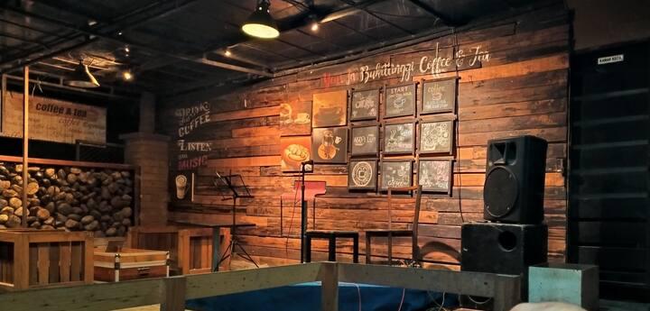 Bukittinggi Coffee and Tea - Room 1
