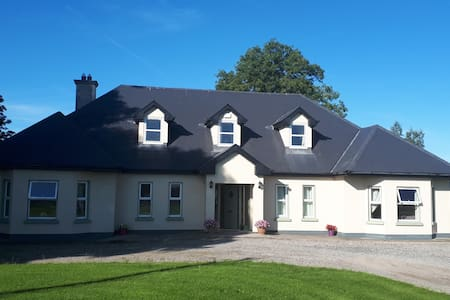 Stylish family home in scenic Lough Gur