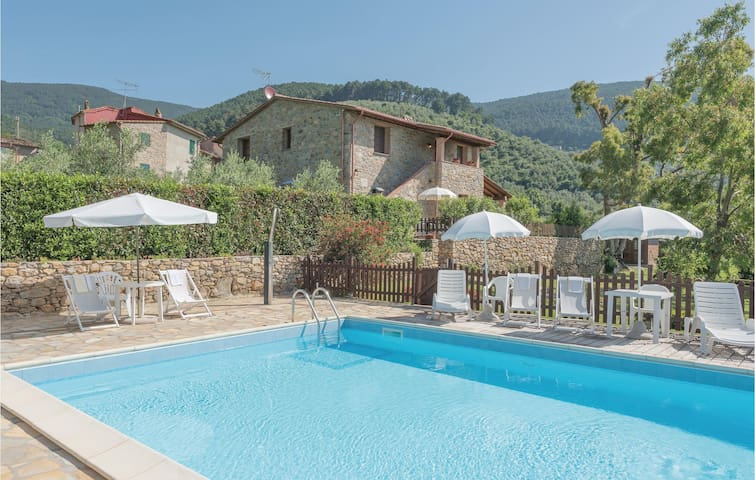 Holiday apartment with 3 bedrooms on 90m² in Buti (PI)