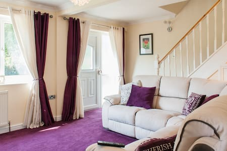 Elegant double bedroom in Yate - Yate