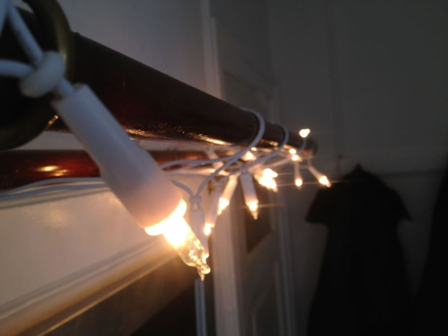I like lights..