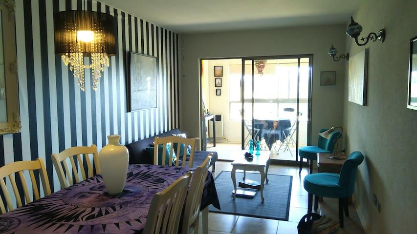 Modern apartment in Algarrobo Norte.