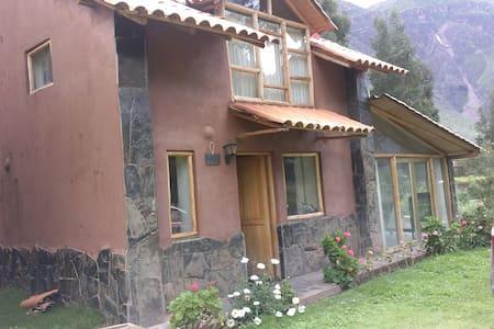 Cabaña (casa de campo) en el Valle - Urubamba - Cabin