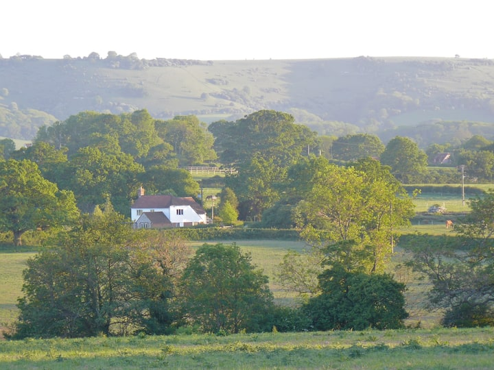 Garden Studio in picturesque countryside