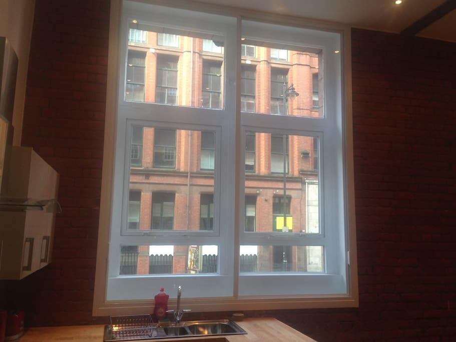 Massive Double Bay Window