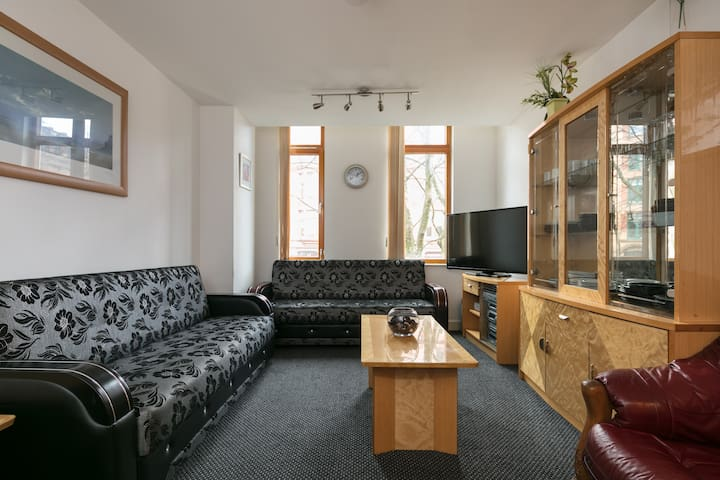 Piccadilly City Centre Apartment 07 - Manchester - Leilighet