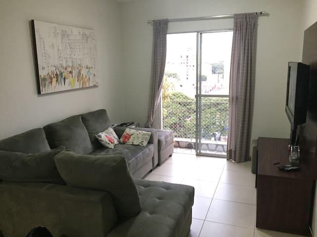 Apartamento moderno e aconchegante Bosque - Campinas - Appartement
