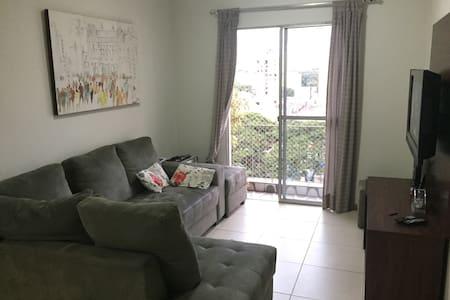 Apartamento moderno e aconchegante Bosque - Campinas - Lejlighed