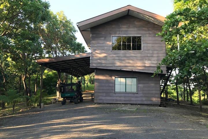 Chien Bois Camp- Ben Deloraine, Mayaro, Trinidad
