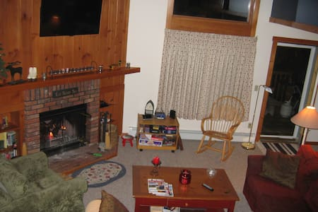 5 bedroom Townhouse Mt Snow Vermont - West Dover - Casa