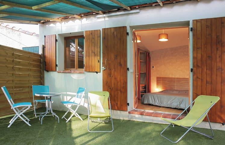 Mini maison de rêve au soleil - Roquefort-la-Bédoule