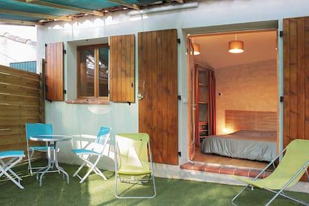 Mini maison de rêve au soleil - Roquefort-la-Bédoule - Talo
