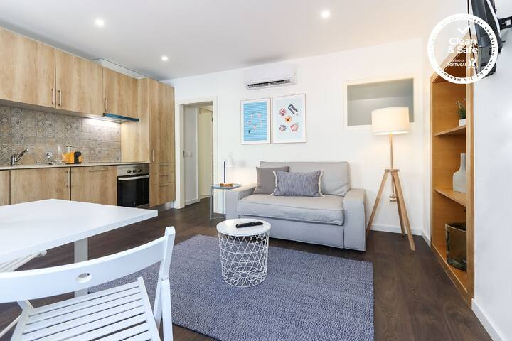 BENFICA APARTMENTS I by HOMING