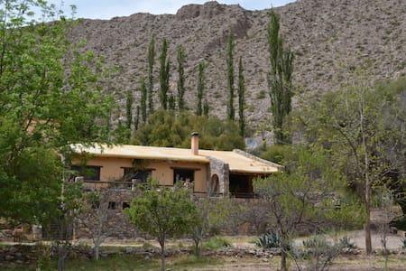 Casa Andina del Pucará - Haus