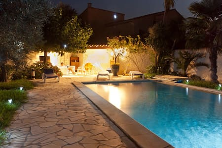 The Olive Tree Villa in Provence - Pélissanne - House