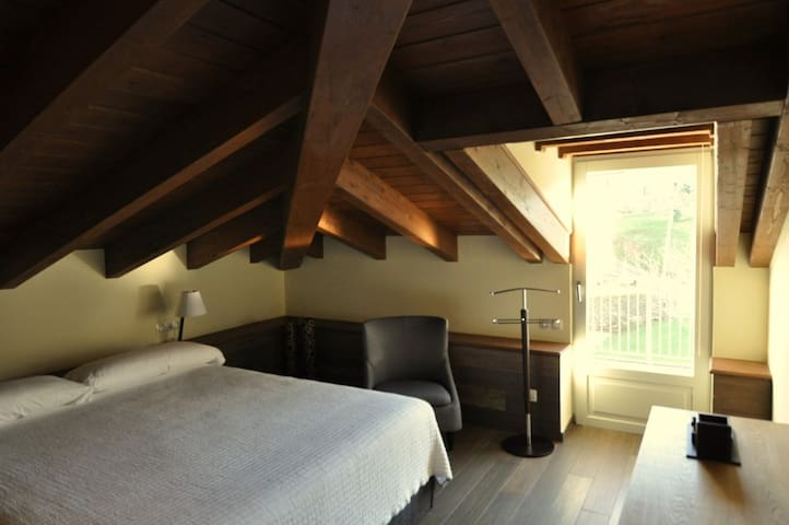 Penthouse in a colonial eco-house   - Cudillero - Wohnung