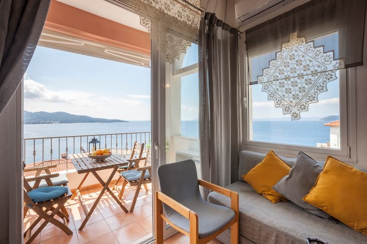 Alterra Vita: Apartment with great sea view