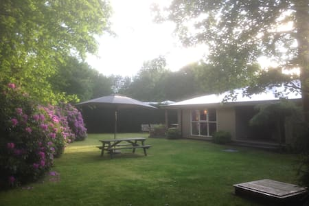 Stijlvol vakantiehuis & ruime tuin - House