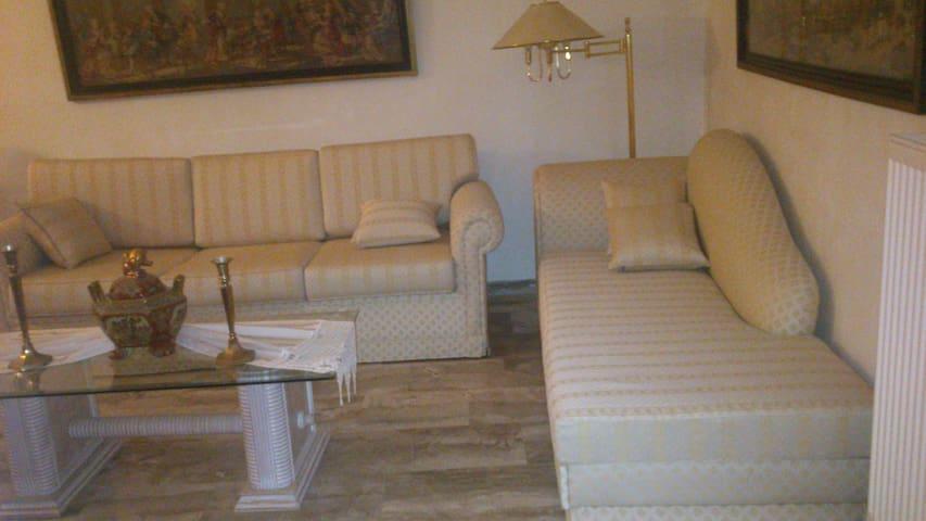 Ciel Evia - Amarinthos - Apartment